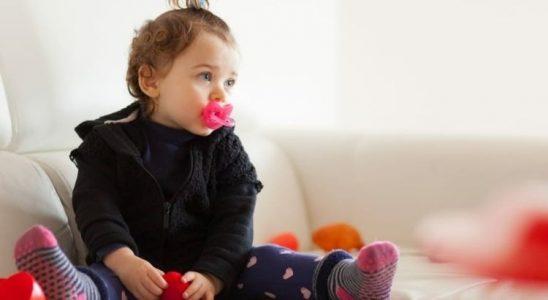 tetine pour bébé: une bonne idée